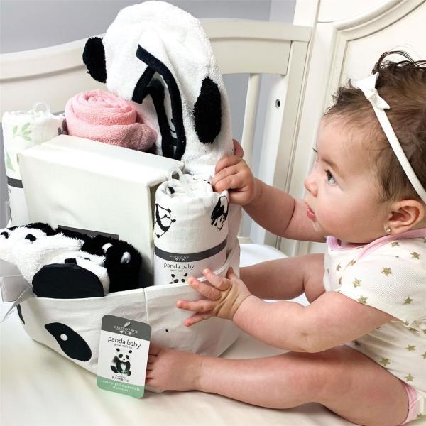 Panda Baby Rayon Viscose Bamboo Gift Essentials