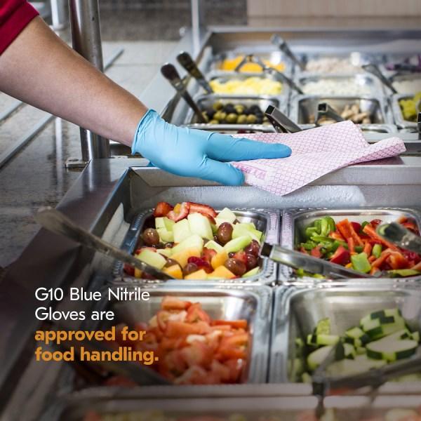 blue gloves p5