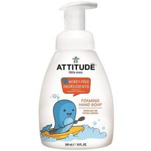 Attitude Kids Foam Hand Soap Sparkling Fun - 295ml/10oz/6pk