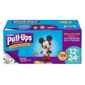 Huggies Pull-Ups Boys Training Pants 4T/5T - 102ct/1pk