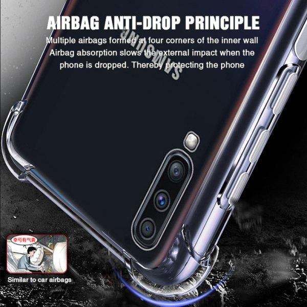 Clear Soft TPU Case For Samsung Galaxy A50 A30 A20 A10 A70 A40 A60 A80 A90 1