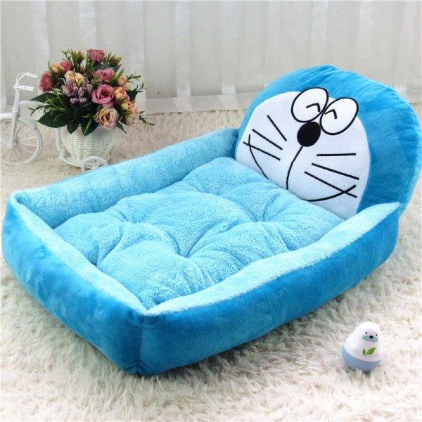 PP Cotton Kennels Cat House Dog Pad Teddy Mats Big Blanket Supplies Cute Pet Dog Bed 1