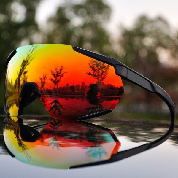 2019 New Brand Outdoor Sports Cycling Glasses Bicycle Cycling Goggles Mountain Road Bike Cycling Eyewear Peter