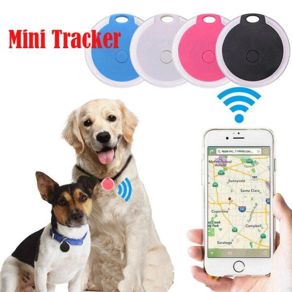 2020 HOT Original Box Mini GSM GPS Pet Tracker Dog Cat GPS Locator Over speed Alarm