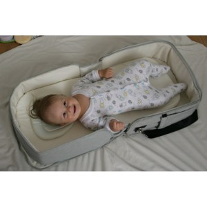 diaper bag and baby portable changing table 13