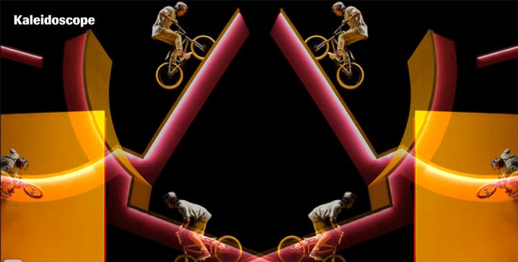 Kaleidoscope-wankr