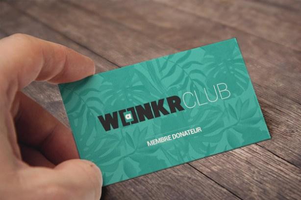 WANKR-Card