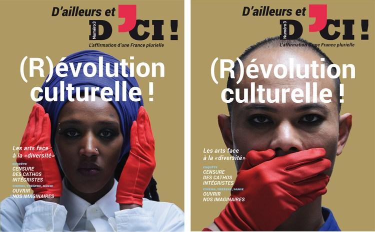 covers d'ailleurs et d'Ici (R)évoution culturelle