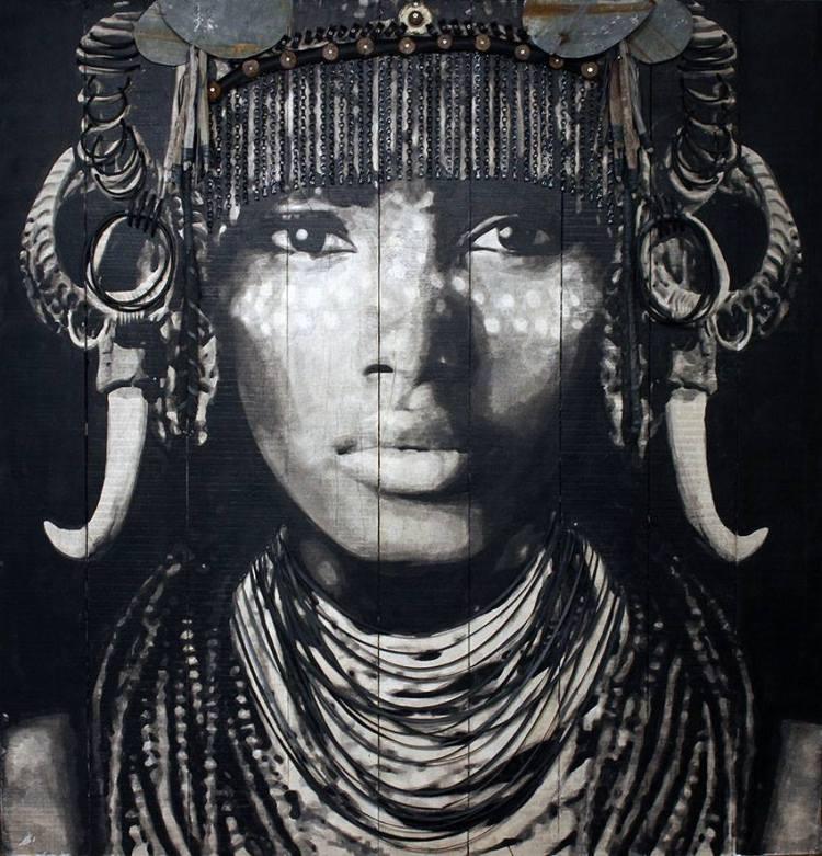 Empress Behati par YZ