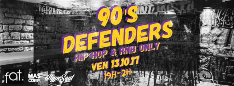 90s defender