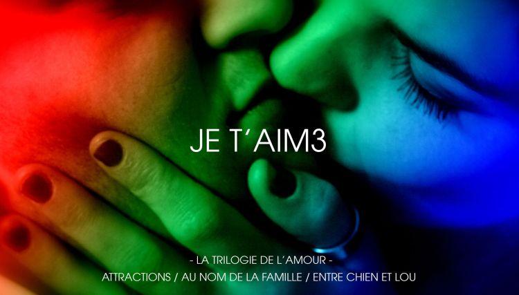 JE T'AIM3