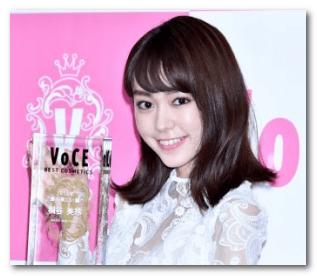 美人顔ランキングに選ばれた日本人!桐谷美玲、肌荒れでも最も美しい顔に?!痩せすぎで心配という声も!