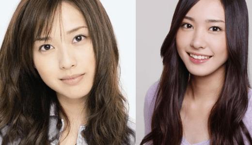 戸田恵梨香と新垣結衣、似ている二人がドラマで共演して不仲から仲良しに?!性格はきついって本当?!