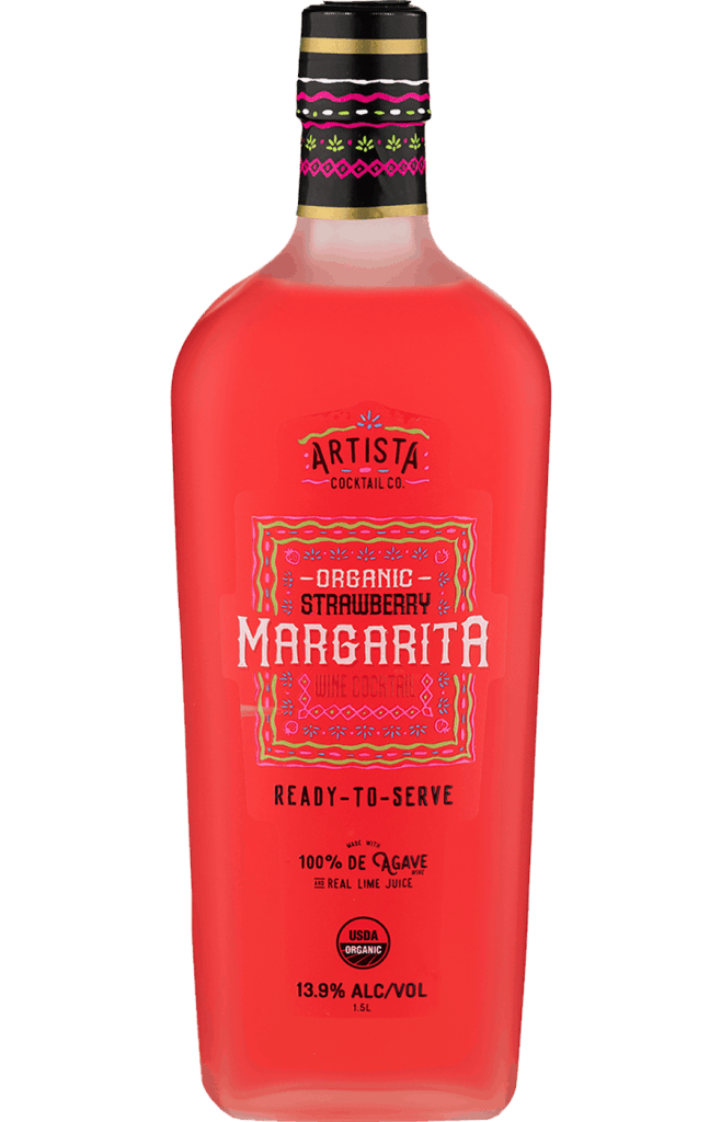Costco Is Selling Giant Bottles Of Strawberry Margarita Wannabe