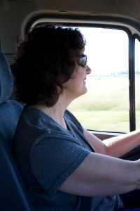 susanne driving