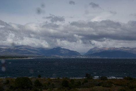 High winds in Bariloche
