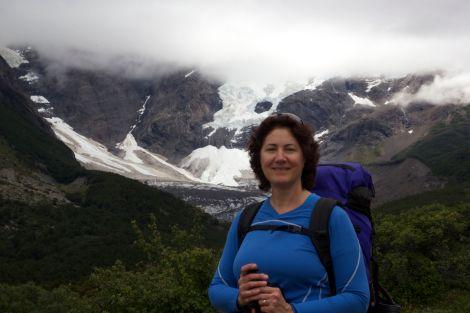 susanne glacier
