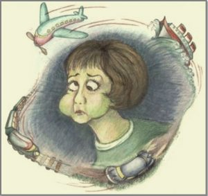 Motion Sickness - How to prevent travel sickness