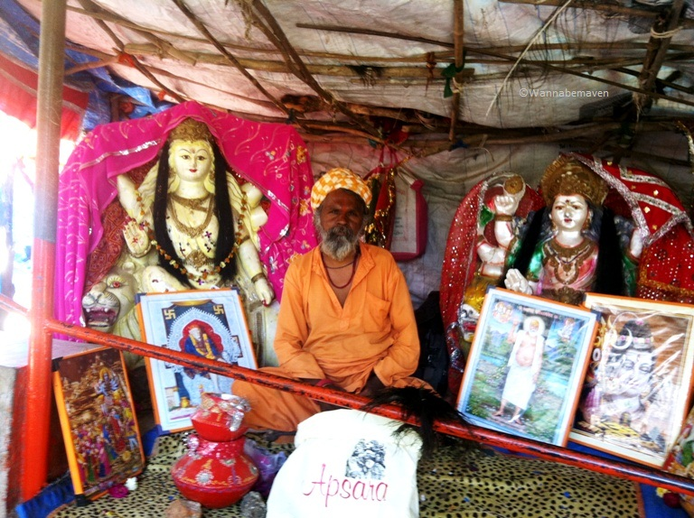 towards Kalika devi Temple - Champaner - People of Gujarat