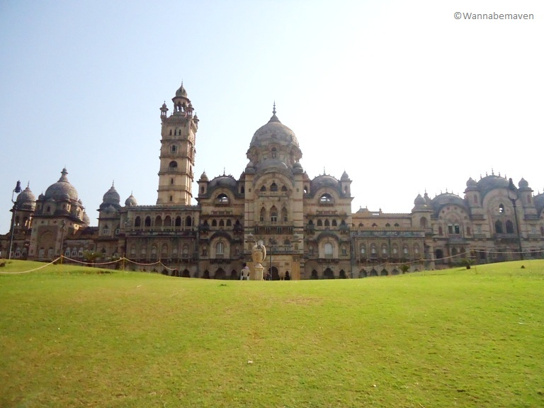 Laxmi Vilas Palace, Vadodara - Of Royals and Royalty
