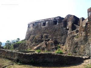 Sion fort - Forts in Mumbai
