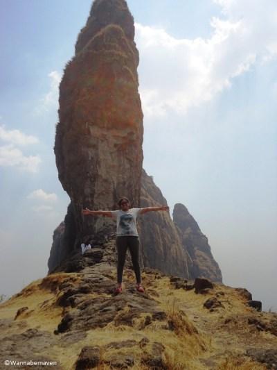 story wannabemaven travel blog - Malangadd Fort