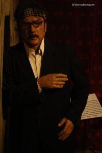 Jackie Shroff - Bollywood film actor - celebrity wax museum