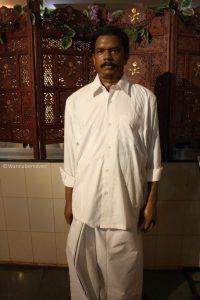 Shri K. Radhakrishnan - MLA from Kerala - celebrity wax museum