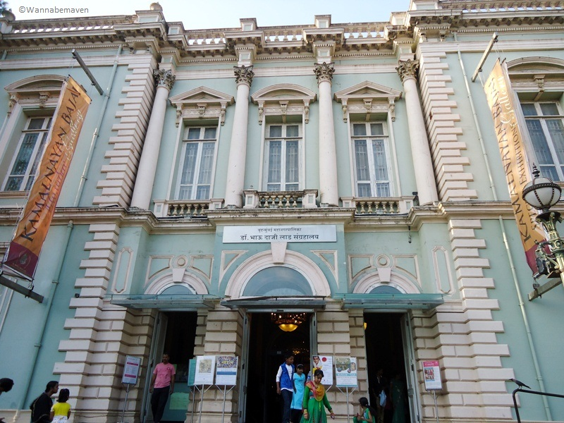 Bhau Daji Lad Museum – Go there for the Renaissance Revival Architecture