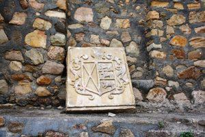 Relics inside Bassein Fort