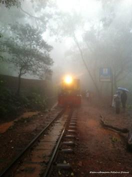 Toy Train in Matheran - day trip to Matheran