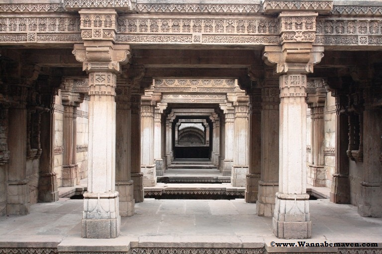 adalaj Step wells - things to do in ahmedabad