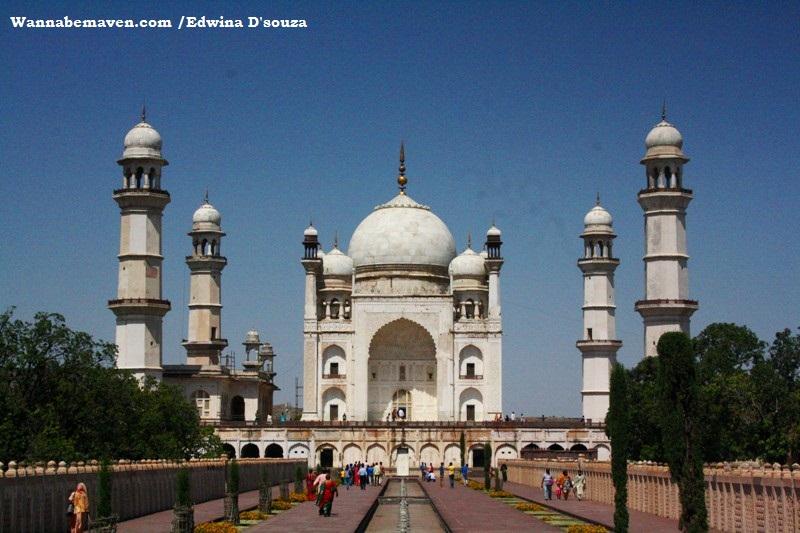 Bibi Ka Maqbara - explore aurangabad