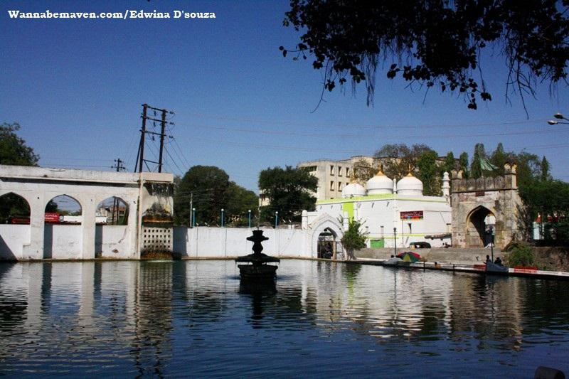 Panchakki - aurangabad - explore aurangabad