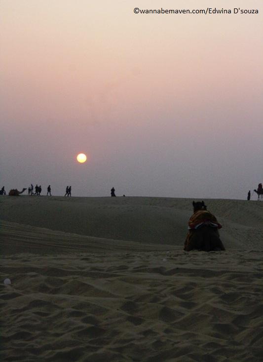 Thar Desert Jaisalmer - Prince Desert camp - best desert camp in jaisalmer