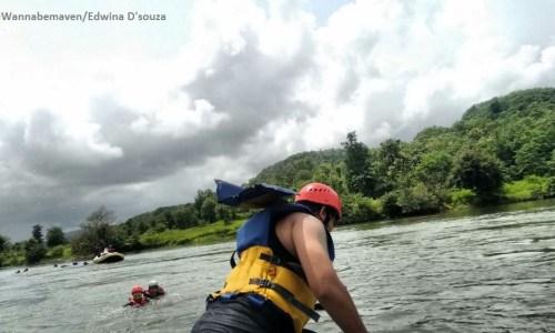 Kolad River rafting-Kundalika River