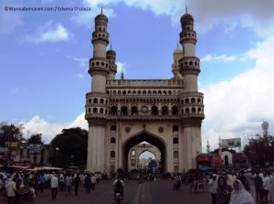 Charminar - things to know about hyderabad for first time travellers