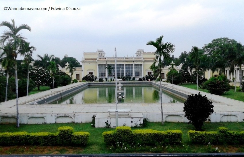 Chowmohalla Palace (2) - things to know about hyderabad for first time travellers
