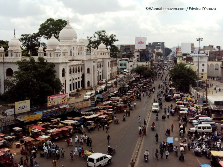 Hyderabad Traffic - things to know about hyderabad for first time travellers