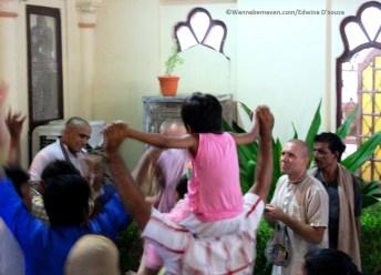 Iskon temple Vrindavan (3)