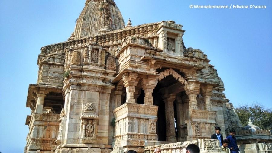 Chittorgarh (2) - budget trip to Udaipur