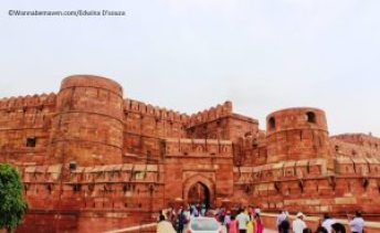 Agra fort-places to visit in agra