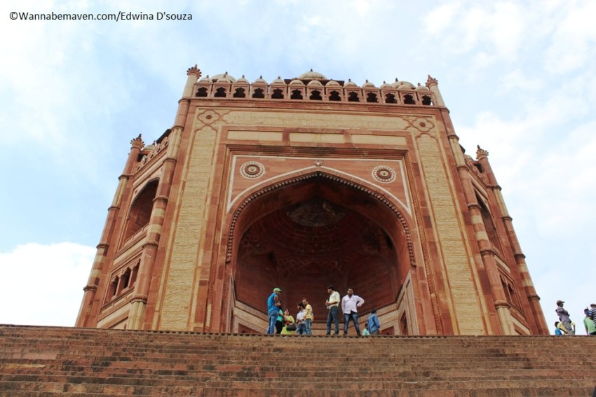 Buland Darwaza-Fatehpur sikri-places to visit in agra