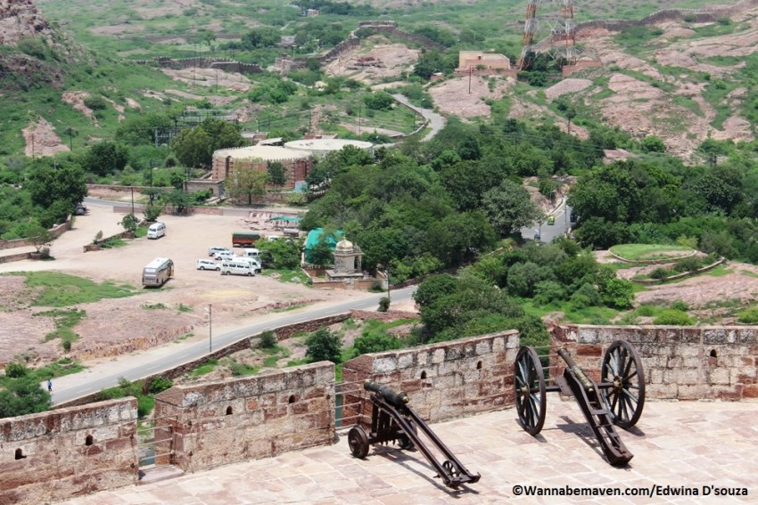 museum and ziplining at Mehrangarh fort jodhpur