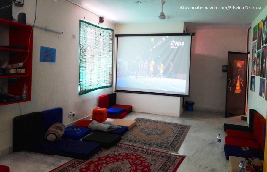 The Hosteller Delhi review-travel hostel india