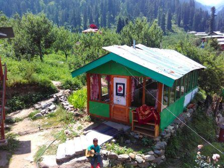 kalga-himacha-parvati valley backpacking