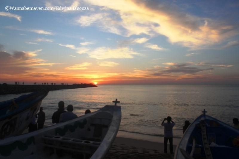 sunrise-Kerala Kanyakumari trip