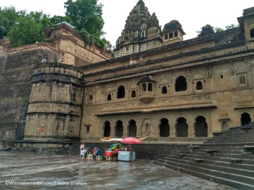Maheshwar travel guide-ahilya fort