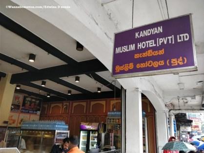 kandyan muslim hotel-Guide to Sri lankan food