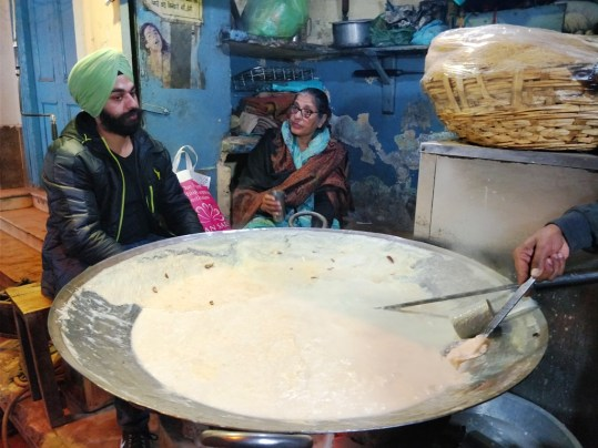City guide Amritsar food